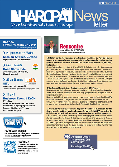 commercial newsletter