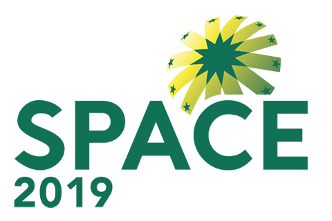 Visuel du logo SPACE 2019